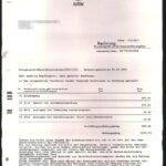 Rechnung zu IBAN DE66100500000190706880 und Verwendungszweck 9172001098